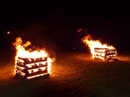 Weitere Erfahrung von Thomas Leuschner mit Feuerlauf von Roberto D'Agnano